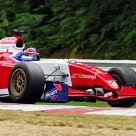 Superleague Formula Racing Car